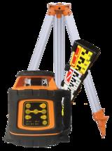 RL420HV Dual Grade Laser c/w Staff & Tripod | 519938