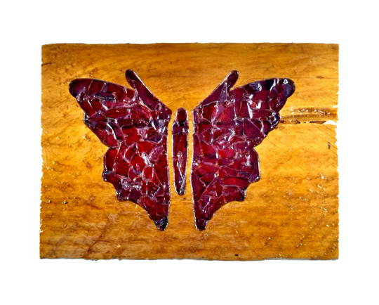 Macrocarpa Red Butterfly