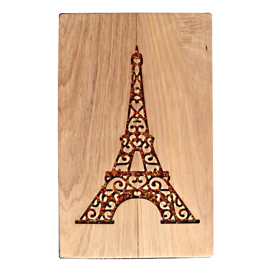 Macrocarpa Eiffel Tower