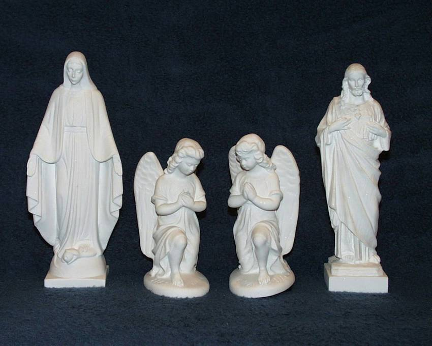 Praying Child Angels With Jesus