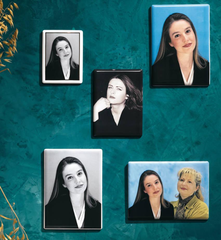 Rectangle Memorial Photos
