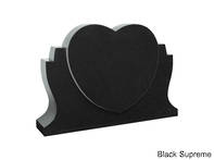 McKenna Raised Heart Desk