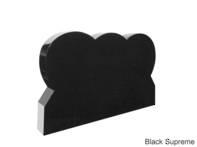 Double Heart B Plate