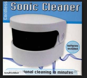 Sonic Denture Cleaner