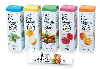 GC Dry Mouth Gel - Fruit Salad