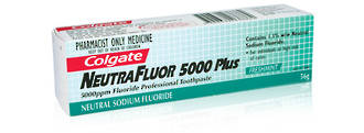 Colgate Neutrafluor 5000 Plus Toothpaste