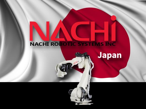 Nachi Robotics - Robotics NZ - Design Energy
