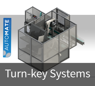 AutoMATE - Robotics NZ - Turnkey Automation Systems