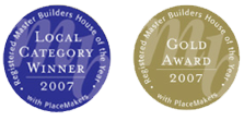 Registered Master Builder House of the Year