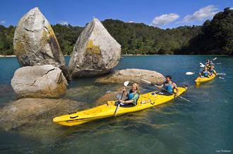 Kayak, Cruise, Walk - Abel Tasman - ADULT
