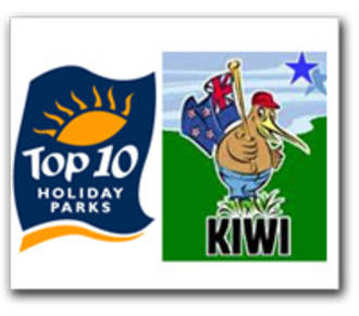 Top 10 et Kiwi Holiday Park