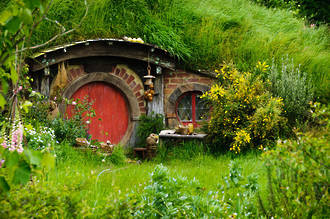 Visit the village of the Hobbits  - Matamata - ADULT