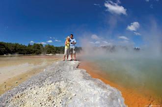Wai-O-Tapu Geothermal Park - Rotorua - ADULT