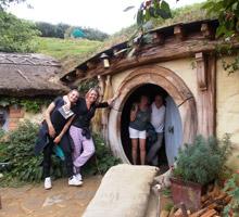 Hobbiton-famille