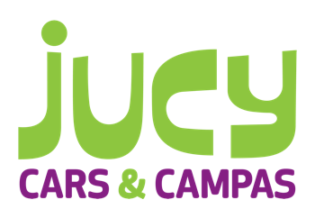 JUCY CARS AND CAMPAS LOGO