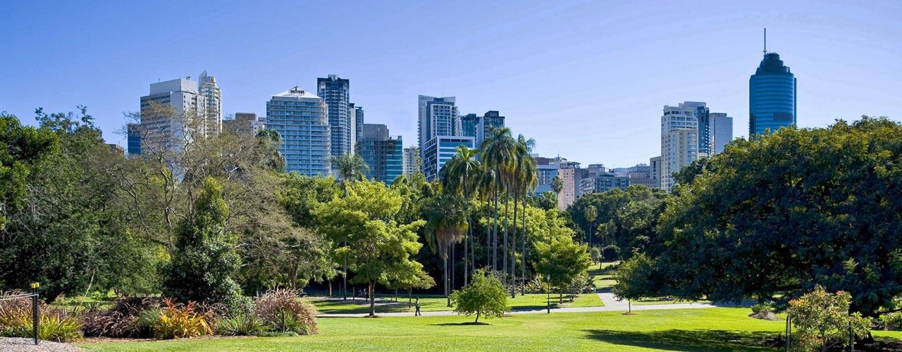 Melbourne-Botanical Gardens
