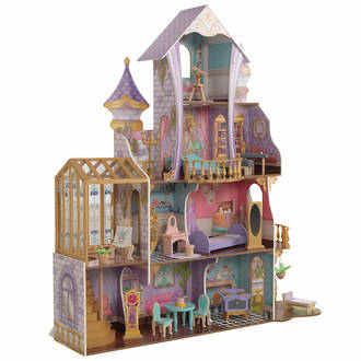 KidKraft Enchanted Greenhouse Castle - FREE NZ DELIVERY