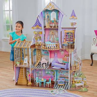 KidKraft Enchanted Greenhouse Princess Castle - FREE NZ DELIVERY