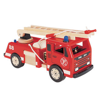 PinToy Fire Engine - FREE DELIVERY