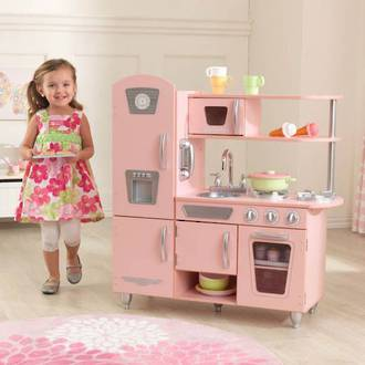 Kidkraft Pink Vintage Kitchen -      FREE DELIVERY - Pre-Order Now From Our Shipment Due early May