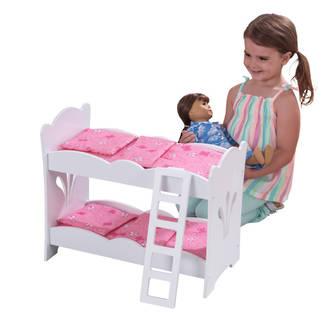 KidKraft Lil Dolls Bunk Bed - Free NZ delivery