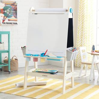 KidKraft Create N Play Art Easel - FREE NZ Delivery