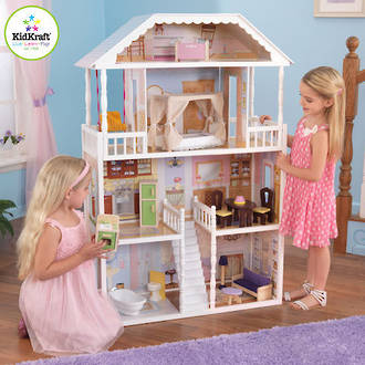 Kidkraft Savannah Dollhouse - FREE DELIVERY