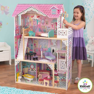 KidKraft Annabelle Dollhouse - FREE DELIVERY
