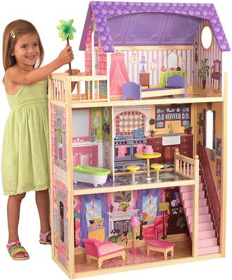 Kidkraft Kayla Dolls House - FREE DELIVERY - Pre-order now for late June delivery