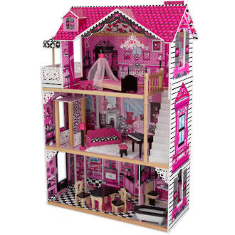 KidKraft Amelia Dollhouse - FREE DELIVERY - Pre-orders accepted now for beginning July delivery