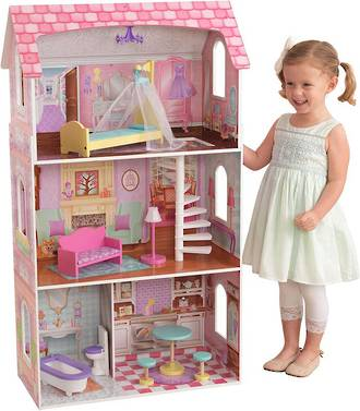 KidKraft Penelope Dollhouse - FREE DELIVERY - Pre-order now for late June delivery