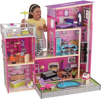 KidKraft Uptown Dollhouse - FREE DELIVERY - Pre-orders accepted now for late June delivery