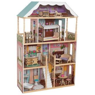 Kidkraft Charlotte Dollhouse - FREE DELIVERY - Pre-order now from our shipment arriving July 6th