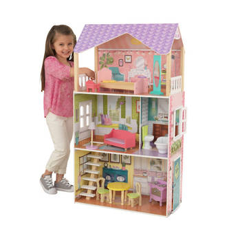 KidKraft Poppy Dollhouse - FREE DELIVERY