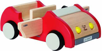 Hape Family Car