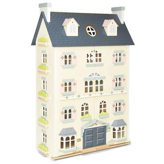 Le Toy Van Palace Doll House - FREE DELIVERY