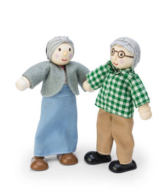 Le Toy Van Grandparent Dolls set
