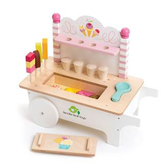 Tender Leaf Toys Ice Cream Cart - FREE DELIVERY