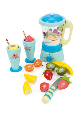 Le Toy Van Blender set 'Fruit & Smooth'
