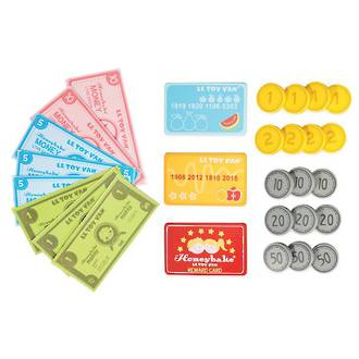Le Toy Van Play Money set