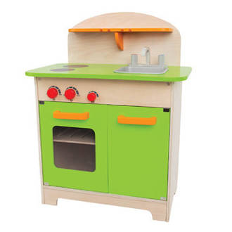 Hape Green Gourmet Kitchen - FREE DELIVERY