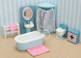Le Toy Van DaisyLane Bathroom Furniture Set