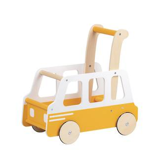 Moover Yellow School Bus Walker