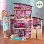 KidKraft Sparkle Mansion Dollhouse - FREE DELIVERY