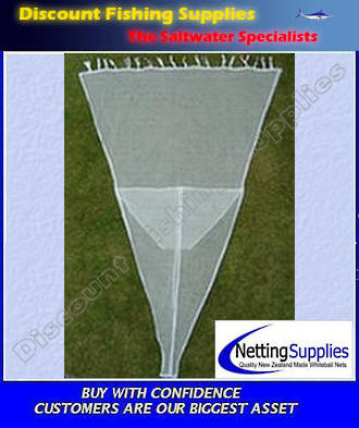 Spare Net 4.5m & Trap - Tie On - ULSTRON