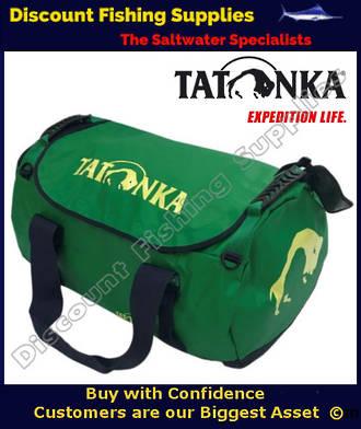 Tatonka Barrel Bag Large 85Litres - Lawn Green