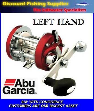 Abu Garcia Ambassadeur 7001i LEFT-HAND Reel