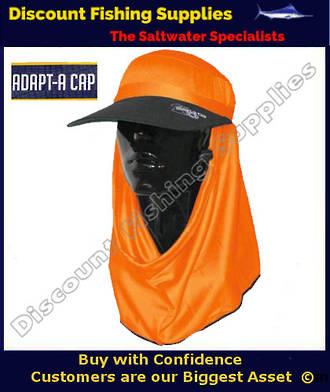 Adapt A Cap Orange