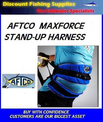 AFTCO Maxforce AFH-1 Standup Harness