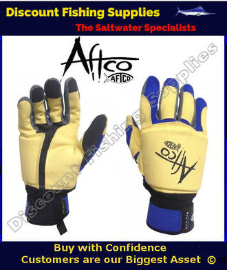 AFTCO Bluefever WIRE MAX Gloves
